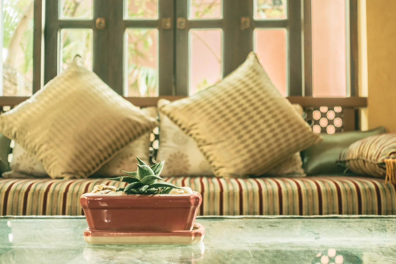 East or West – what's the best? Moroccan Furniture!