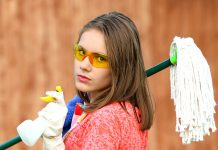 Professional cleaning is the best solution in many situations